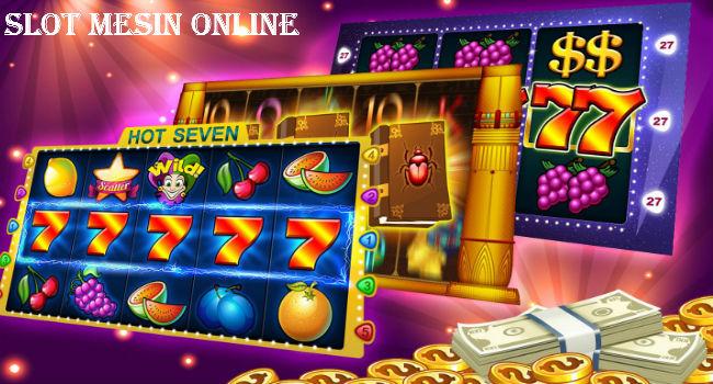 3. Slot Mesin